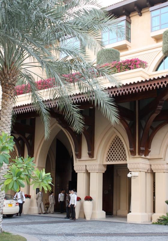 Palace Hotel Facade 1