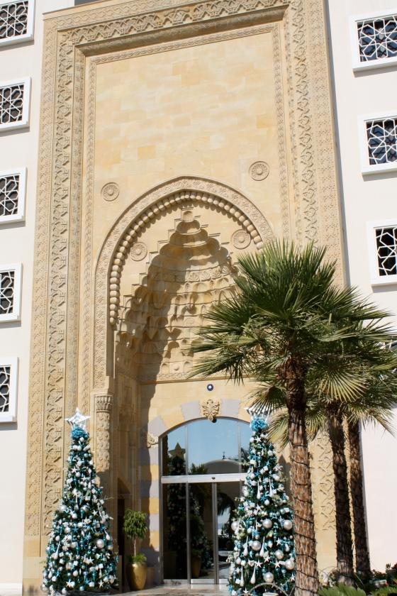 Zabeel Saray facade