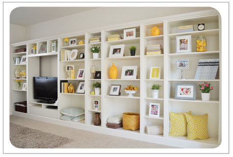 The Options Of Built In Storage Are Endless, And The Key To Success Is  Having An Open Mind And Really Understanding How To Use Your Space And All  Of The ...